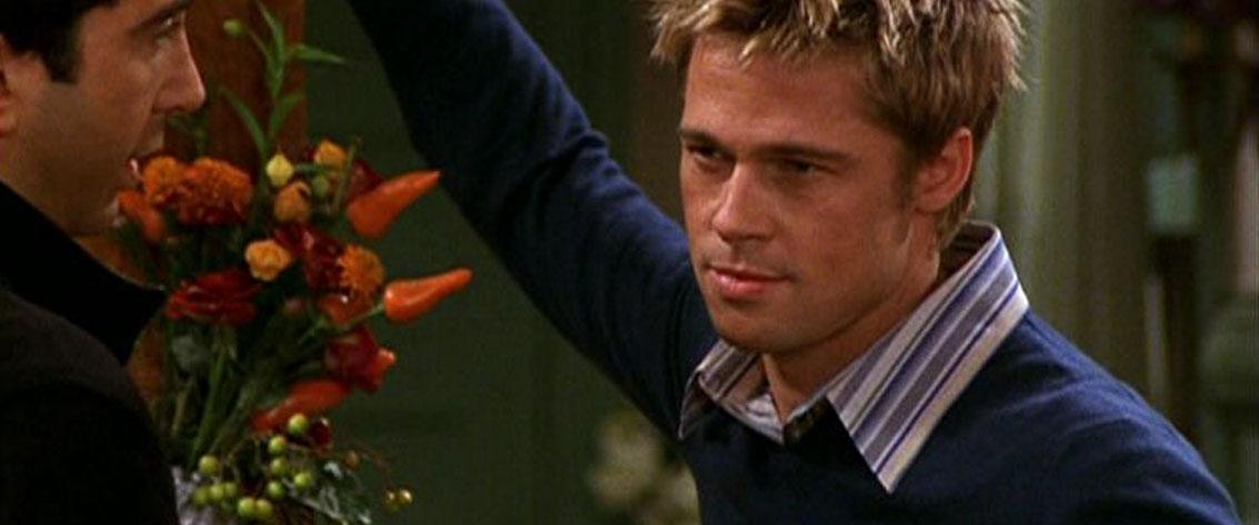 Brad Pitt friends
