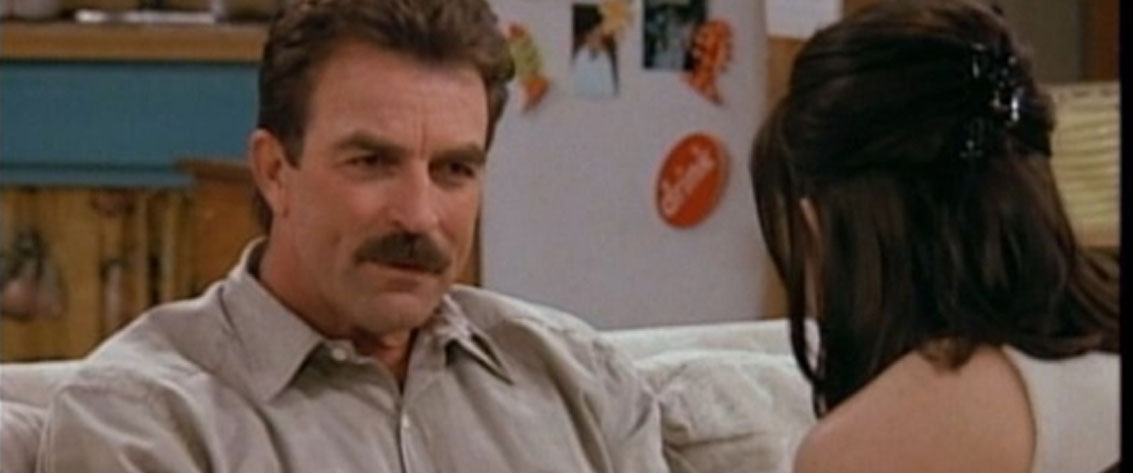 Tom Selleck friends