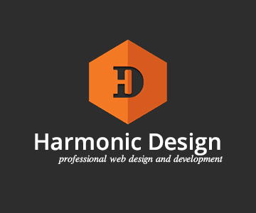 Harmonic Design, Professional web design and development