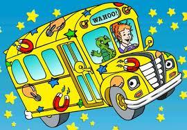 magic school bus 2