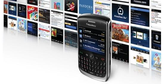 The Best BlackBerry Torch Apps and Games