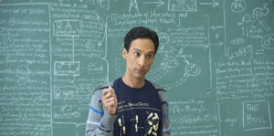 Abed proved it