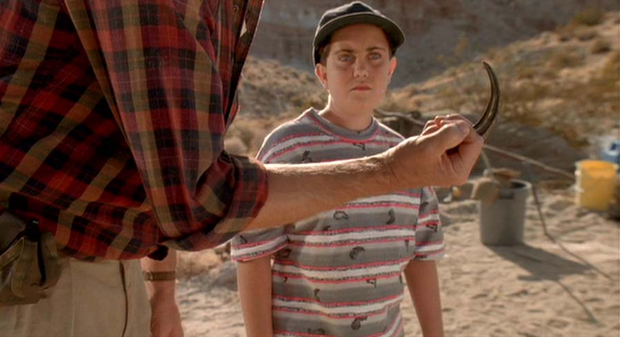 This kid from the original Jurassic Park