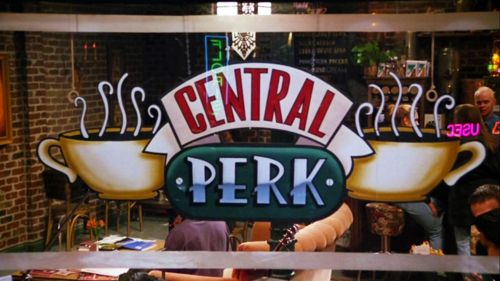 Friends Central Perk1 2